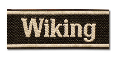 5th Waffen-SS Panzer Wiking Cuff Title