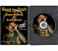DVD18 - Bound for Attack Bound for Glory & Brutal Attack