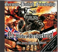 German - British Friendship - Live Split CD