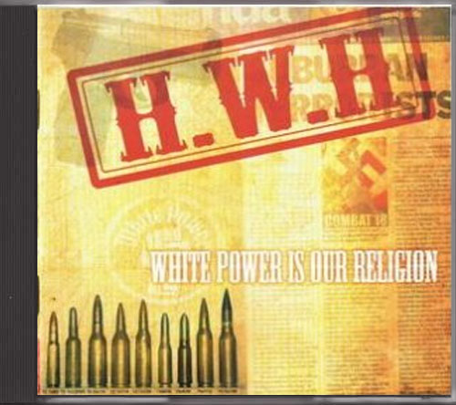 High Wycombe Hooligans H.W.H. - White Power Is Our Religion - Click Image to Close