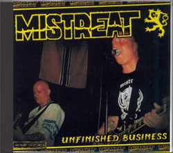 Mistreat - Unfinished Business