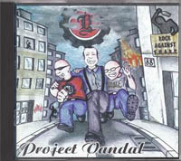 Project Vandal Rock Against S.H.A.R.P
