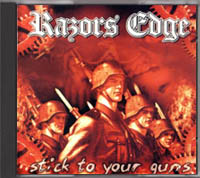 Razors Edge - Stick to Your Guns