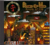 Runes Of War - Aryan Law