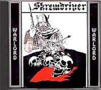 Skrewdriver - Warlord