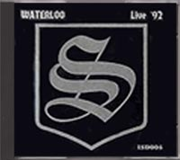 Skrewdriver - Live in Waterloo - Click Image to Close