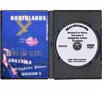 DVD39 - Northlands Bound for Glory Sweden 1995