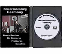 DVD40 - No Remorse Neu-Brandenburg, Germany 06-10-1995