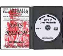 DVD44 - Das Reich live at Club Valhalla