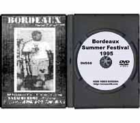 DVD50 - Squadron, English Rose Bordeaux Summer Festival 1995