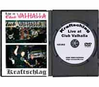 DVD59 - Kraftschlag live at Club Valhalla