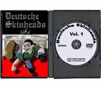DVD60 - Deutsche Skinheads Vol. 1