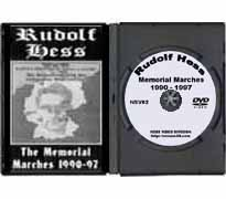 DVD69 - Rudolf Hess Memorial Marches 1990 - 1997