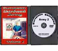 DVD70 - European Skinhead Army Volume II - Click Image to Close
