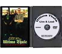 DVD84 - Ultima Thule Live & Loud 1993 -1994
