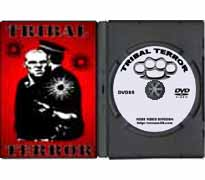 DVD85 - Tribal Terror Hooligan