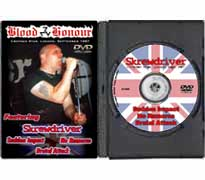 DVD86 - Blood & Honour 1st concert 1987 - Click Image to Close