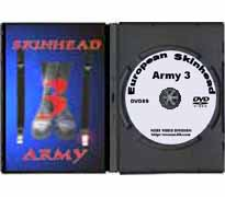 DVD89 - European Skinhead Army Volume III