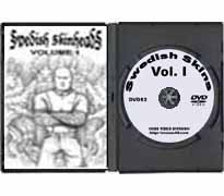DVD92 - Swedish Skinheads Vol. I