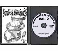 DVD93 - Swedish Skinheads Vol. II
