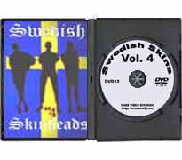 DVD95 - Swedish Skinheads Vol. IV