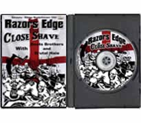 DVD09 - Razors Edge & Close Shave Live in Germany
