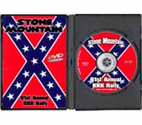 DVD10 - Stone Mountian KKK Rally 1991