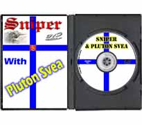 DVD100 - Sniper with Pluton Svea