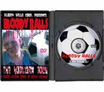 DVD101 - Bloody Balls Hooligan