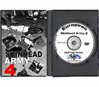 DVD104 - European Skinhead Army Volume IV