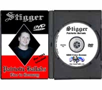 DVD105 - Stigger Patriotic Ballads Live in Germany