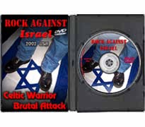 DVD106 - Rock Against Israel - 2002 USA