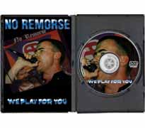 DVD111 - No Remorse - We Play For You