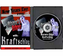 DVD113 - New Years Eve with Razors Edge