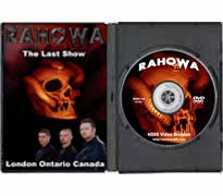 DVD114 - Rahowa The Last Show