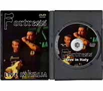 DVD119 - Fortress Live in Italy