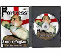DVD120 - Fortress Live in England