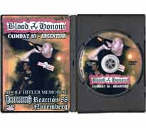 DVD124 - Blood & Honour Agentina Hitler Memorial 2007