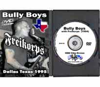 DVD128 - Bully Boys with Freikorps