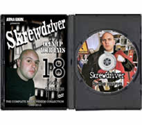 "DVD129 - Skrewdriver ""Open Up Your Eyes"" Video"