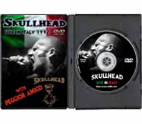 DVD14 - Skullhead Live in Italy with Peggior Amico
