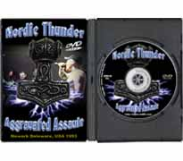 DVD19 - Nordic Thunder & Aggravated Assault 1993 USA