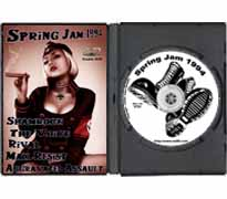 DVD21 - Spring Jam, Max Resist, Aggravated Assault