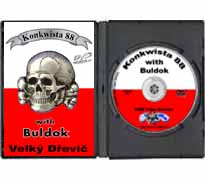 DVD22 - Konkwista 88 with Buldok 1994