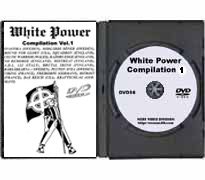 DVD43 - White Power Compilation Video Vol.1