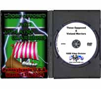 DVD98 - Those Opposed & Vinland Warriors 2004