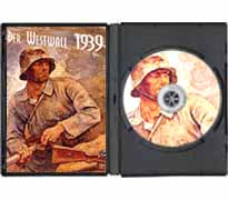 NSV-DVD08 - Der Westwall 1939 - 3rd reich video