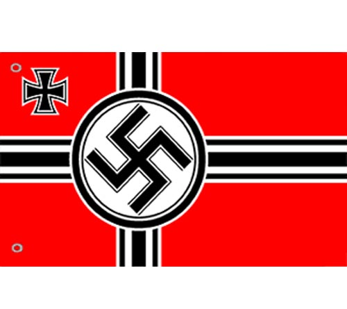 Kriegsmarine Flag - Battle Flag