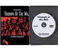 NSV-DVD01 - Triumph of the Will - 3rd reich video