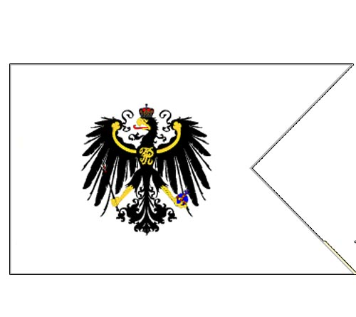 Prussian War Ensign Flag